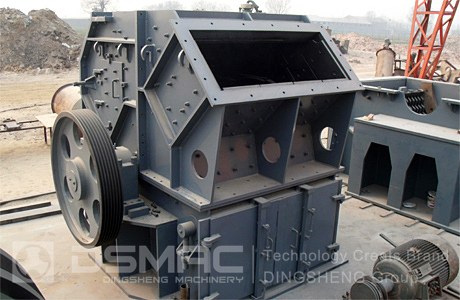 High efficiency sand maker