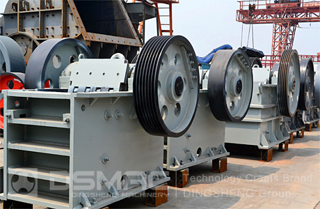 <b>Jaw crusher</b>